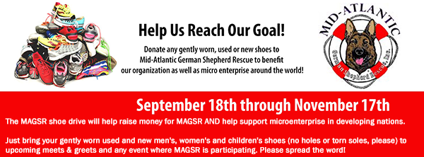 MAGSR Shoe Drive 2016