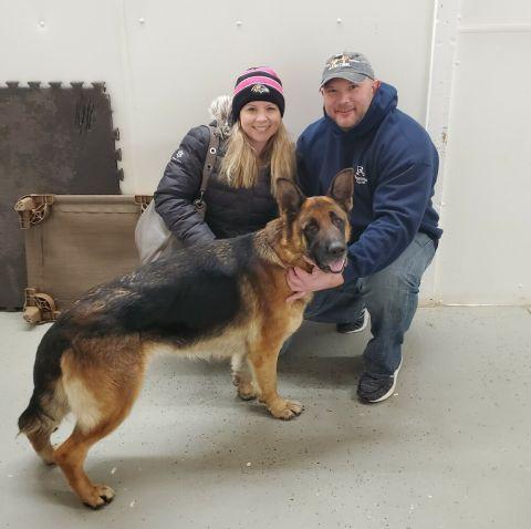 Lulu adopted