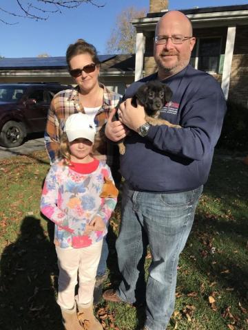 Louisa Adopted
